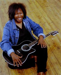 Into The Blues - Joan Armatrading Album Review