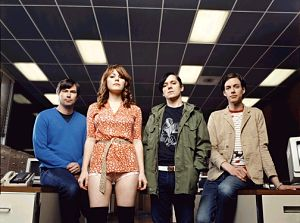 Portions For Foxes - Rilo Kiley Single Review by Katherine Tomlinson