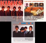 Kinks/ Kinda Kinks/ The Kink Kontroversey - The Kinks Album Review