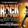 View all We Will Rock You tour dates
