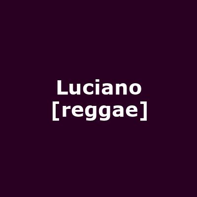 Luciano [reggae]