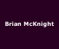 View all Brian McKnight tour dates