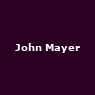 View all John Mayer tour dates