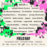 View all Field Day tour dates