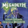 View all Megadeth UK tour dates