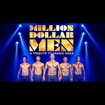 Million Dollar Men [Magic Mike Tribute]