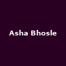 View all Asha Bhosle tour dates