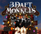 View all 3 Daft Monkeys tour dates
