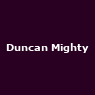 View all Duncan Mighty tour dates