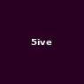View all 5ive tour dates