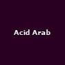 View all Acid Arab tour dates