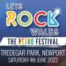 View all Let's Rock Wales tour dates