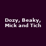 View all Dozy, Beaky, Mick and Tich tour dates