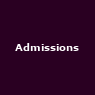 View all Admissions tour dates