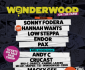 View all Wonderwood Festival tour dates