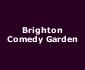 View all Brighton Comedy Garden tour dates