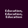 View all Education, Education, Education tour dates