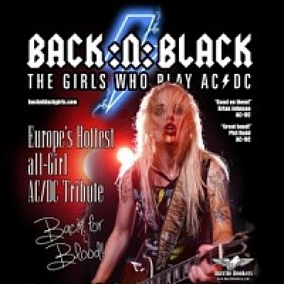 Back:N:Black - The Girls Who Play AC/DC