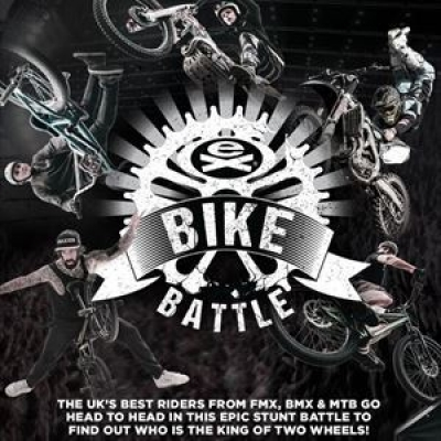 Extreme Bike Battle
