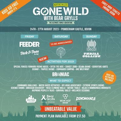 Gone Wild Festival