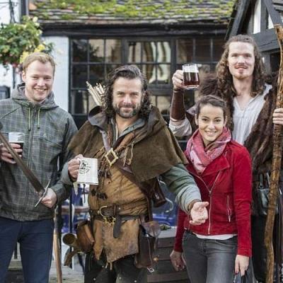 Robin Hood Town Tour