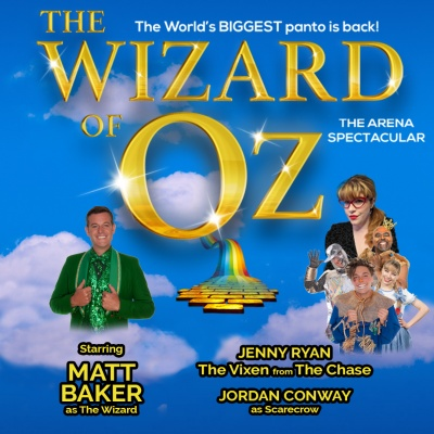 The World's Biggest Panto - The Wizard Of Oz