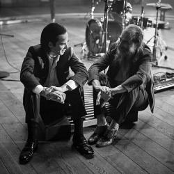 Nick Cave and Warren Ellis