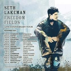 Freedom Fields tour