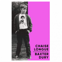 The Dury's out! Baxter announces book and tour