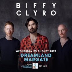 Biffy Clyro are in Dreamland