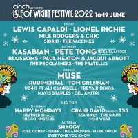 Isle of Wight Festival, Happy Mondays, Natasha Bedingfield, Are You Experienced?