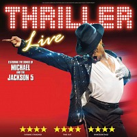 Thriller Live - Image: www.thrillerlive.co.uk