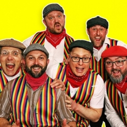 The Lancashire Hotpots - Chips and Giggles