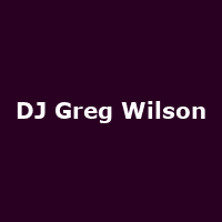 DJ Greg Wilson - Photo: Ian Tilton www.iantilton.net