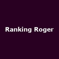 Ranking Roger - Image: www.facebook.com/TheBeat/