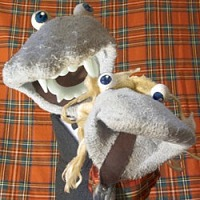The Scottish Falsetto Sock Puppet Theatre