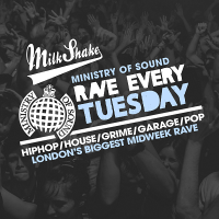 Milkshake [club], Halloween Event