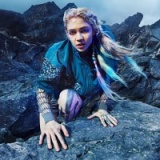 Grimes - Photo: Rankin