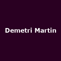 Demetri Martin Tour 2020 Buy Demetri Martin Tickets for All 2020 UK Tour Dates and Concerts