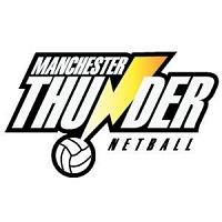 Manchester Thunder - Image: www.thundernetball.com