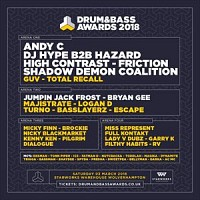 The Drum & Bass Awards 2018