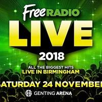 Free Radio Live 2018