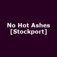 No Hot Ashes [Stockport] - Image: www.facebook.com/nohotashesband