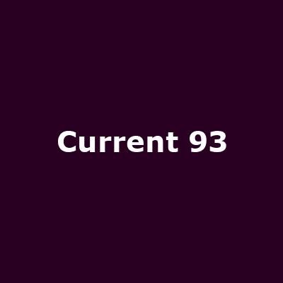 Current 93