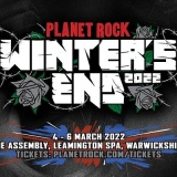 Planet Rock Winter's End 2019