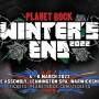Planet Rock Winter's End