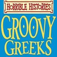 Horrible Histories - Groovy Greeks - Image: www.terry-deary.com