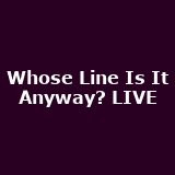 Whose Line Is It Anyway? LIVE, Josie Lawrence, Greg Proops