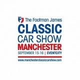 FJ Classic Car Show Manchester 2018