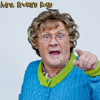 Mrs Brown